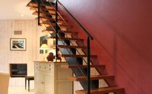 Offrez-vous un escalier entièrement sur mesure