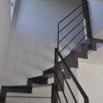 Escalier metal Thep