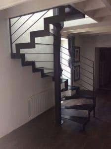 Escalier hellicoidal Thep