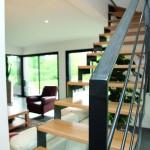 Escalier droit gamme Thep
