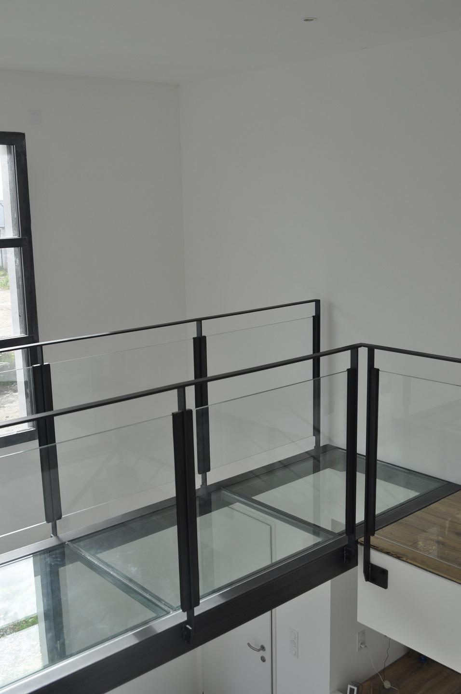 Maison Avec Passerelle Intérieure construction de passerelle métallique pour la maison