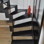 Escalier quart tournant thep