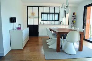 Cloisons vitrées : Optez pour un style verrière