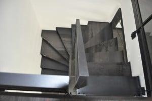 Escalier en spirale, en colimaçon ou hélicoïdal : quelle différence ?