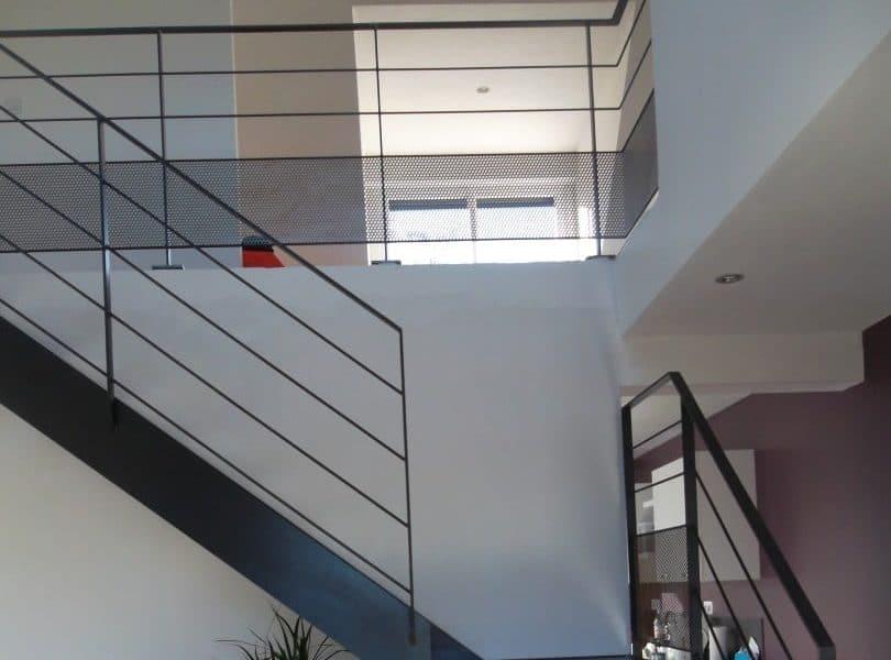 Prévention chutes en escalier