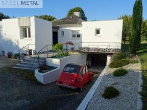 Garde corps et terrasse exteieurs - Steel Metal