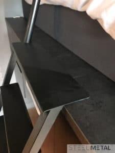 échelle escalier de meunier